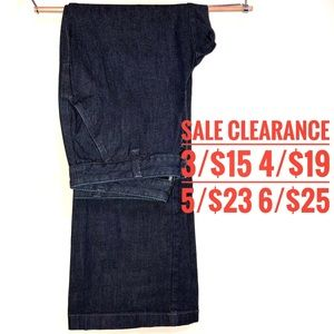 ANN TAYLOR Jeans SALE CLEARANCE 3 for 15